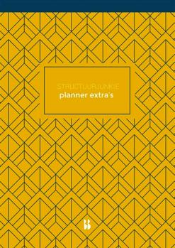 Structuurjunkie Planner Extra's